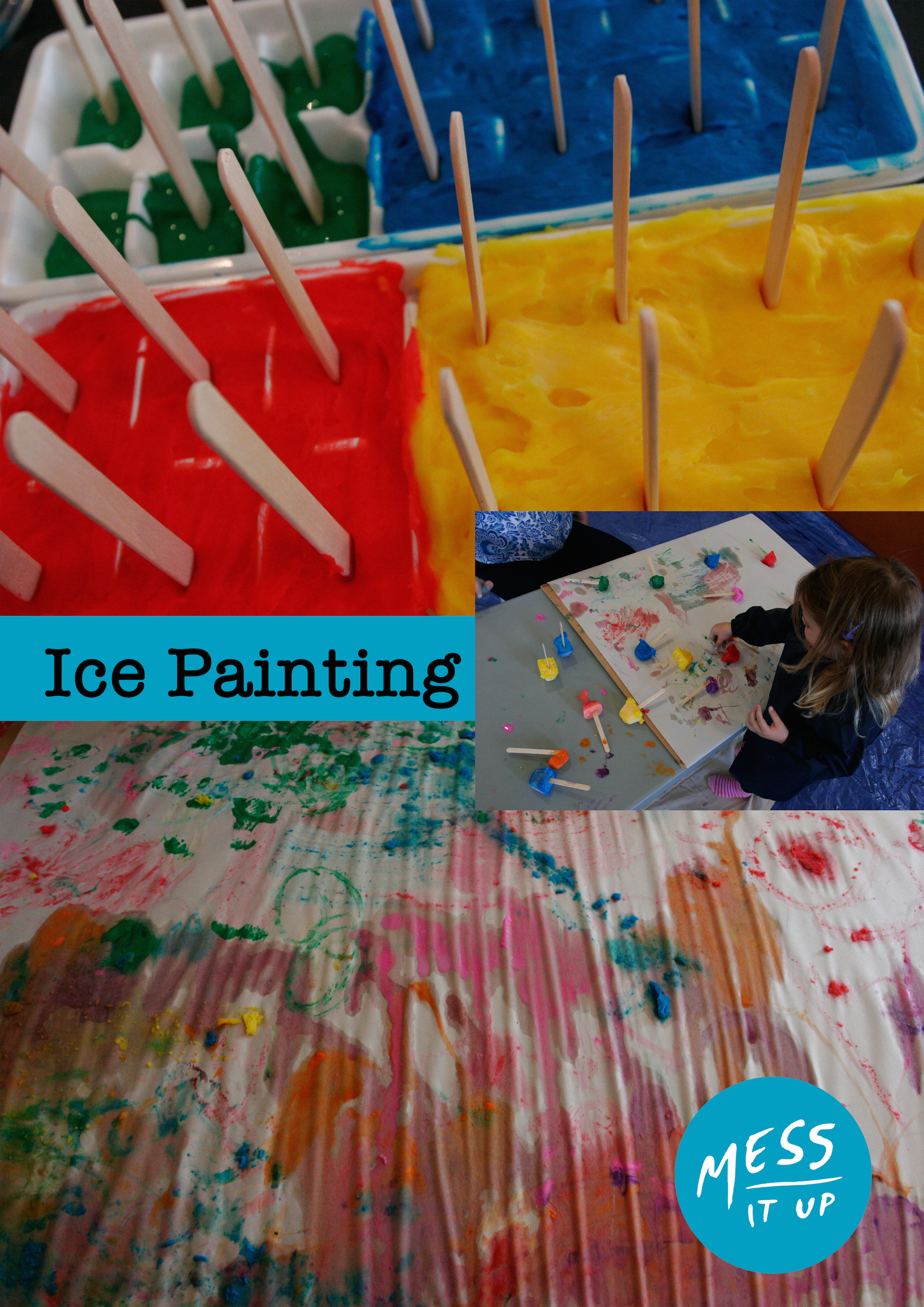 Make your own Ice Paint
